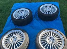Mercedes slk alloys 5x112