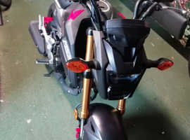 For sale my fun Honda Grom