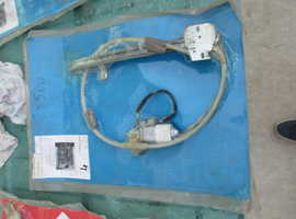 Lh window regulator Renault 9 and R11