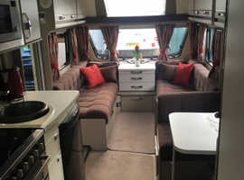 6 berth Sterling Eccles (2014 model but used from new May 2015)