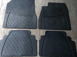 Lexus rx400h car mats