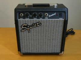 Squier Electric Guitar Amp