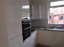Professional kitchen refurbishment