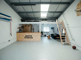 Creative Art Studio available for hire in Medstead, Alton.