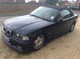 BMW M3 Evolution, 1999 (V) Black Convertible, Manual Petrol, 64,000 miles