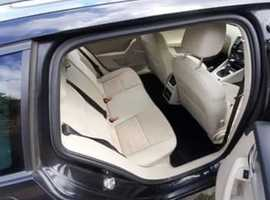 Skoda Octavia, 2013 (63) Black Estate, Manual Diesel, 79,000 miles