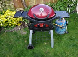 Ziggy Grillstream gas barbecue
