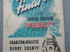 Football Programme collection.