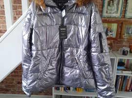 Ladies new jacket.