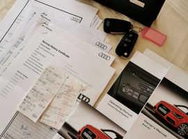 Audi A1, 2014 (63) White Hatchback, Manual Diesel, 87,000 miles