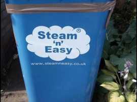 Hay steamer