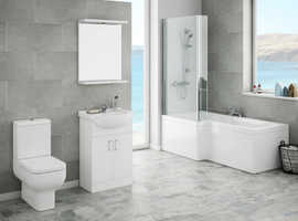 Aura Complete Bathroom Suite