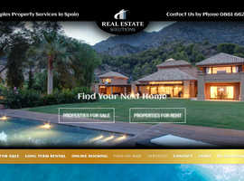 Website for Real Estate Agencies or Hotels Owners