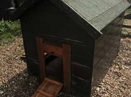 Hen Chicken Duck Coop House