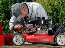 Greenwood's Garden Machinery Repairs Harrogate