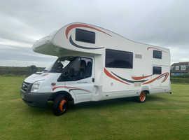 Roller Team Auto-Roller 700 **£4000 EFOY FUEL CELL GENERATOR**