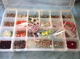Beads and lots of bits