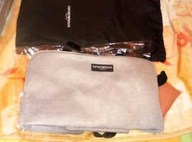 New emporio armani sports bag
