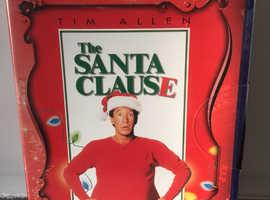 The Santa Clause Walt Disney DVD (Brand new)