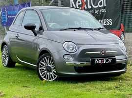 2014 Fiat 500 1.2 Cult Edition Lovely Low Miles on this 500, and a Fabulous Service History