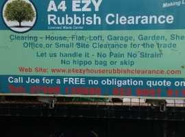 Rubbish Clearance Home Or Office