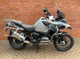 BMW R1200GS Adv in mint condition for sale