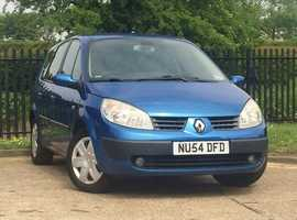 2004 (54) Renault Grand Scenic, Manual Diesel, 91,448 miles, NO MOT, NEW Cam Belt but needs Repair