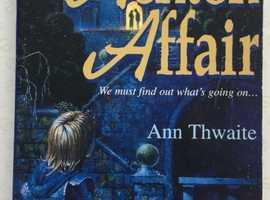 The Ashton Affair by Ann Thwaite (Scholastic, 1997) Very Good condition (£4.75 inc postage)