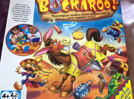 Buckaroo game. All complete
