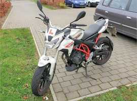 Sinnis RSX125 125cc Motorbike / Motorcycle 2018/18 low mileage