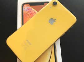 iPhone XR 64GB in Yellow