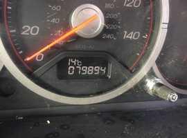 Honda Civic, 2005 (55) silver coupe, Manual Petrol, 80,000 miles