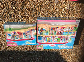 playmobil summer fun hotel plus extension !