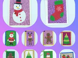 Foam Christmas Gift Tags