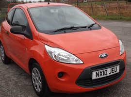FORD KA LOW MILEAGE