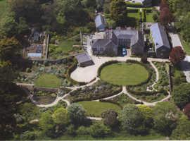 Open garden for NGS on the Roseland.  Sunday 20th June. Crugsillick Manor