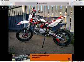 Demon x 170 detroit pitbike