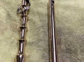 Brass Kubaton Keyring