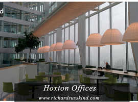 Hoxton Offices Flexible leases Service Office