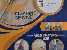 Worthing Carpet Cleaning Service