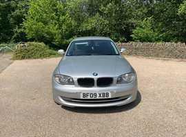 BMW 118d, 2009 (09), Manual Diesel, 164,000 miles