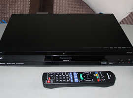 Panasonic HDD DVD Recorder with Freeview - Multi Region