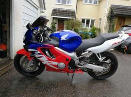 Honda CBR600FY