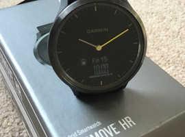 Garmin Vivomove HR Smartwatch - excellent condition
