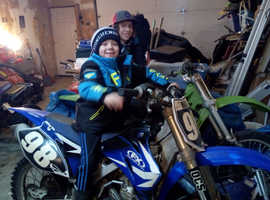 Canadian working uk looking for a dirtbike street legal to Rent 10 june to 15 aug OR  buy an re-sell to the owner owner