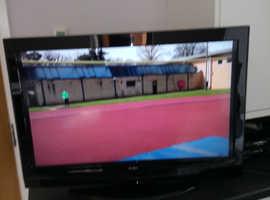 32 inch flat screen TV ALBA