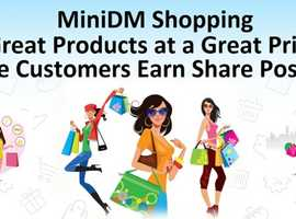 MiniDM Store Work From Home Partners