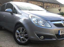 2010 Vauxhall Corsa SE 1.4L Petrol - 64K miles - NEW MOT - NEW Service - Air con