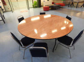 17 Banqueting/Conference tables