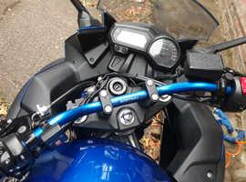 Clean Yamaha XJ6 Diversion FA Abs